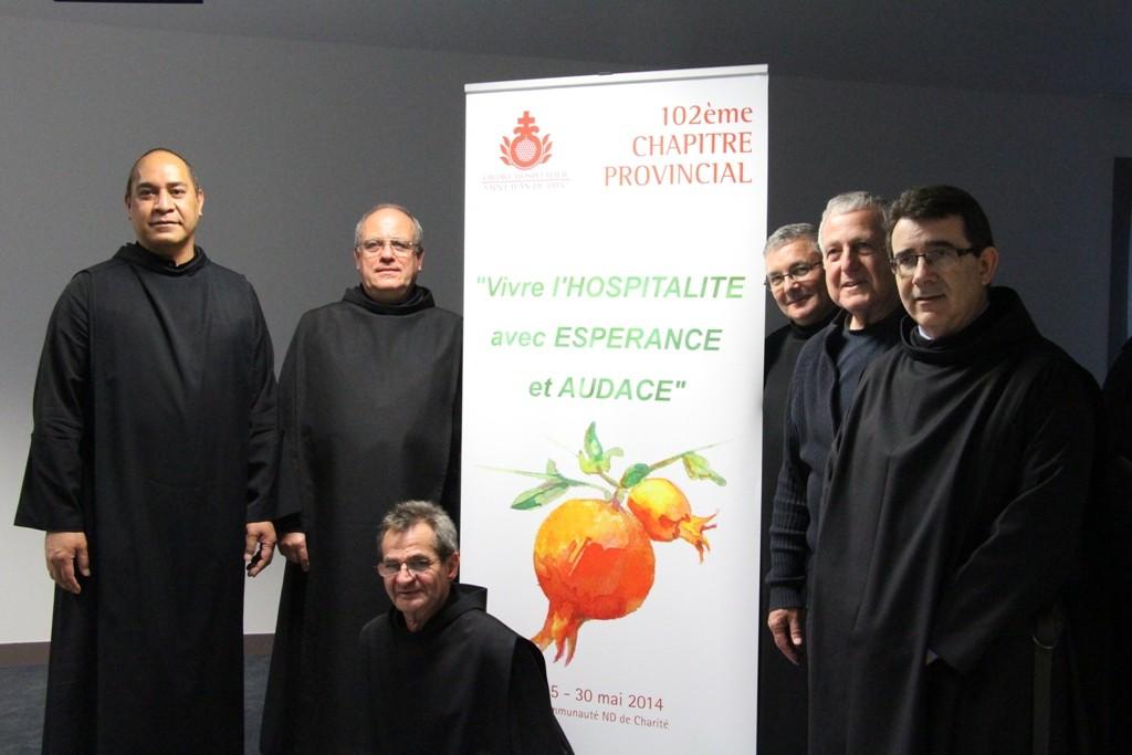 Chapitre provincial Saint jean de dieu