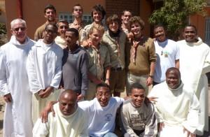 Des Routiers SUF à Madagascar en 2008