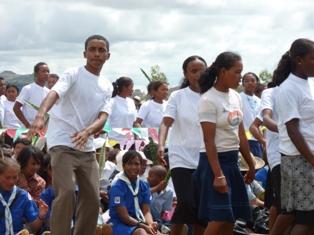 Dimanche de la jeunesse à Madagascar